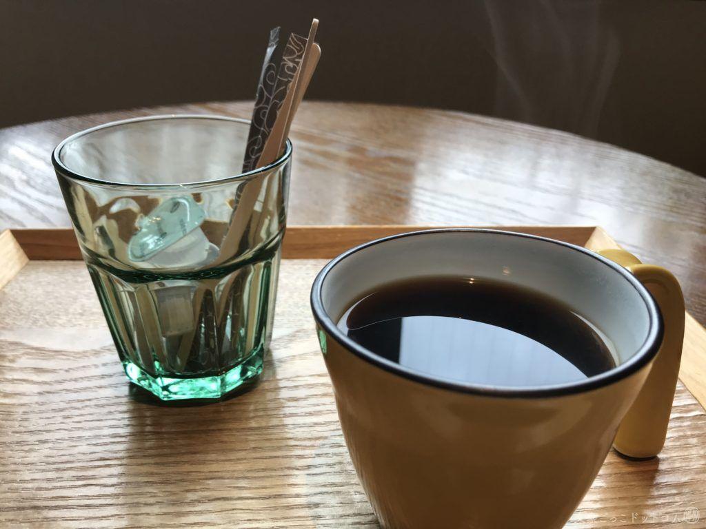 フリーコーヒー